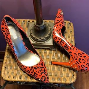 Rachel Roy spiked pumps new amazing!!